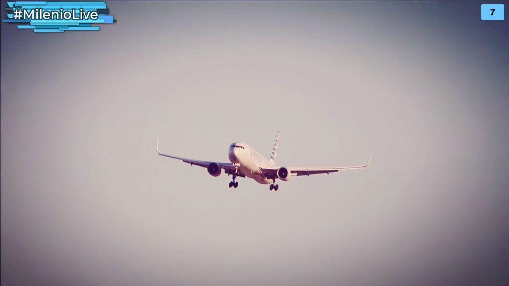 Un piloto alerta de un avistamiento sospechoso en pleno vuelo