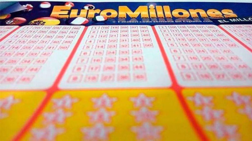 Un único acertante de 1ª categoría del Euromillones, en Suiza, gana 210.000.000 millones de euros