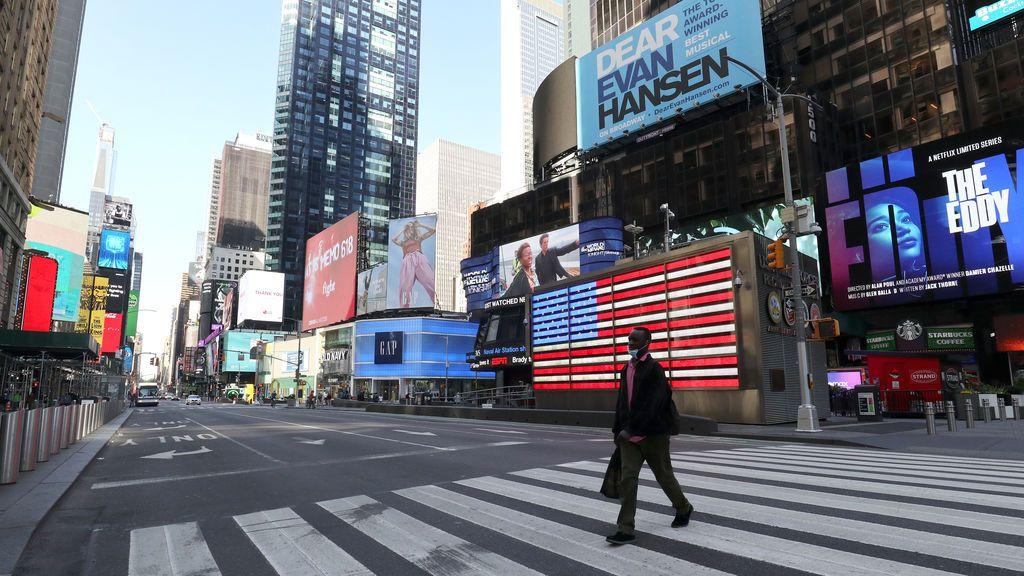 FOTO NUEVA YORK VACIO