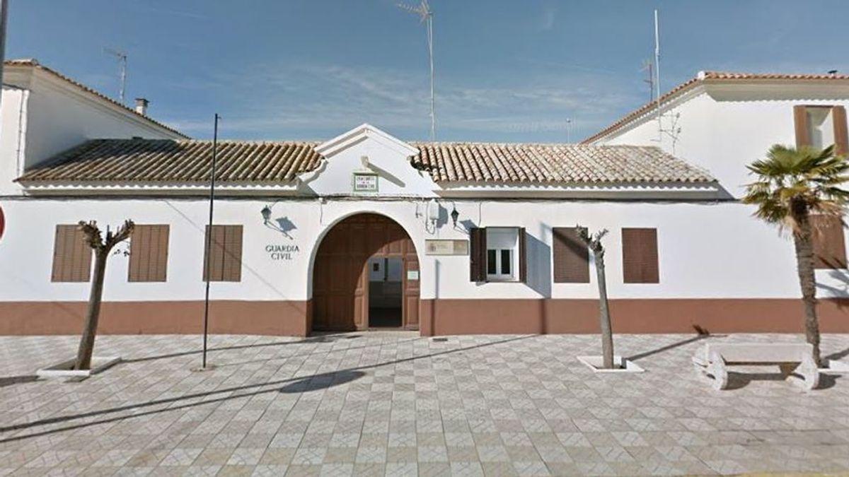 Asaltan el puesto de la Guardia Civil de un municipio de Toledo y sustraen pistolas y uniformes oficiales