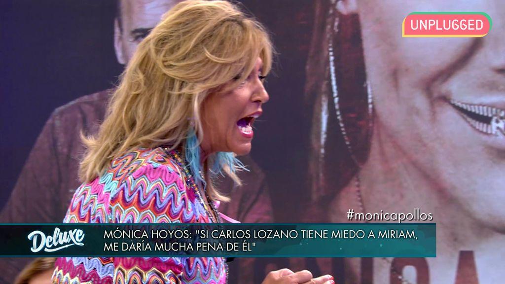 Lydia Lozano en 'Sábado Deluxe'