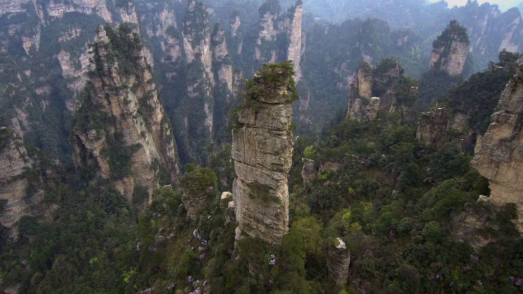 ¿Leyenda o realidad? Lo que se esconde tras la historia de los zombis chinos de las montañas Aleluya
