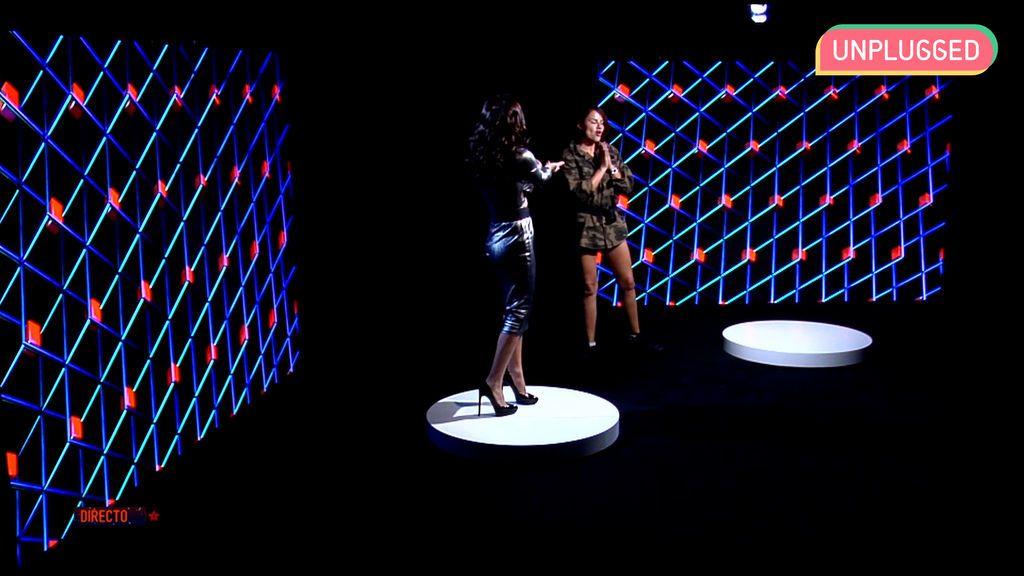 Miriam Saavedra y Mónica Hoyos en 'GH VIP'