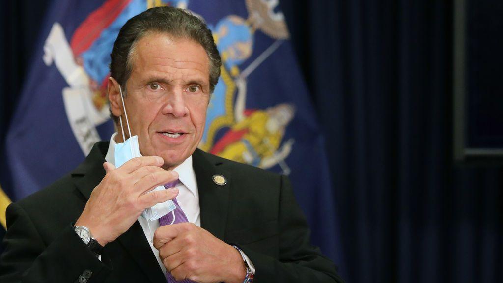 El gobernador de Nueva York, Andrew Cuomo, ha sido acusado de acoso sexual por una segunda exasesora