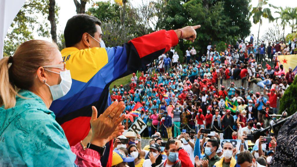 Maduro carga contra González Laya tras su visita a la frontera con Colombia