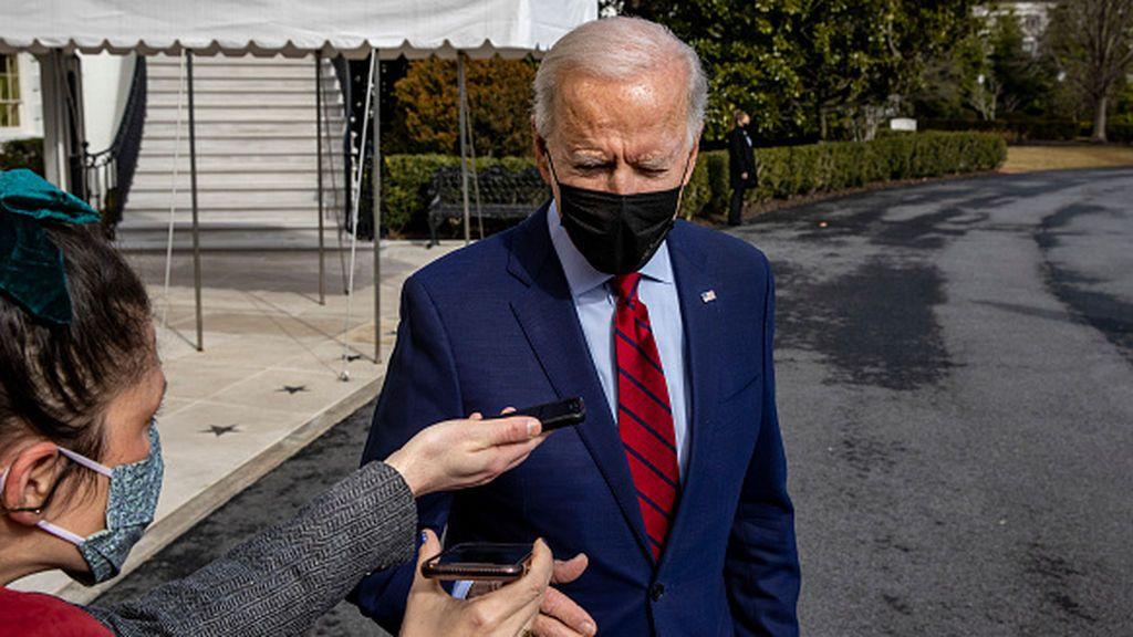 """Biden defiende el bombardeo en Siria: """"estábamos defendiendo a nuestras tropas"""""""