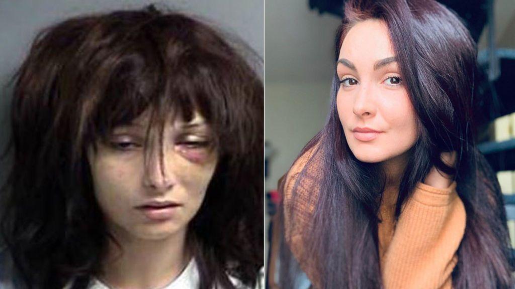 La transformación de una joven que celebra llevar tres años sin consumir drogas: sufrió hasta 19 sobredosis