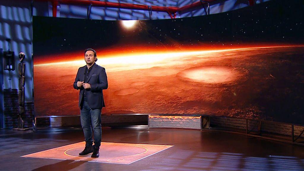 Tertulia especial sobre Marte Cuarto Milenio 2021 Programa 646