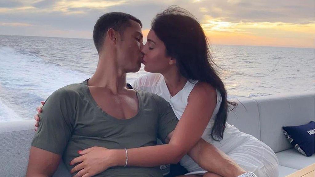 """Gerogina desvela el lado más casero de Cristiano Ronaldo: """"Es un súper papá y el mejor esposo con el que podría soñar"""""""