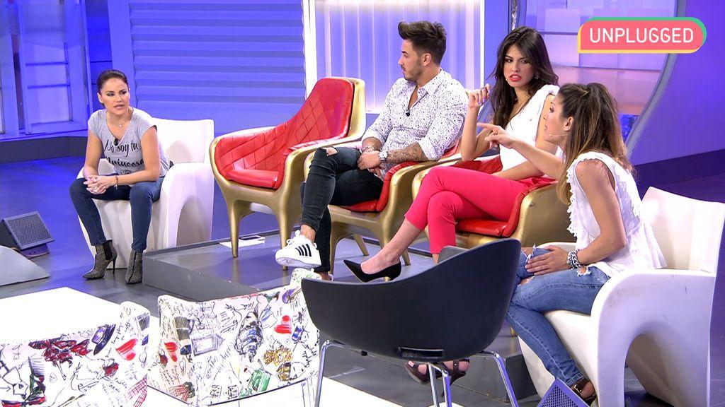 Nagore Robles y Mónica Hoyos en 'MyHyV'