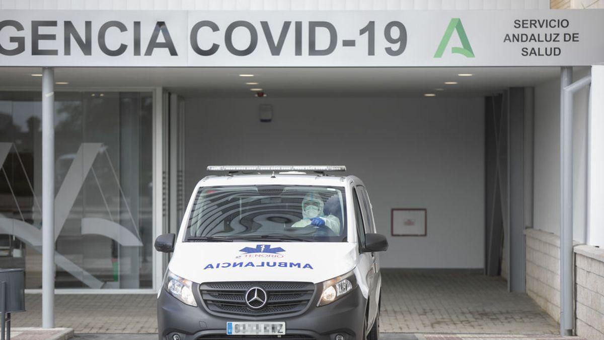 Febrero se convierte en el mes más mortífero de la pandemia en Andalucía: 2.036 fallecidos en solo 28 días