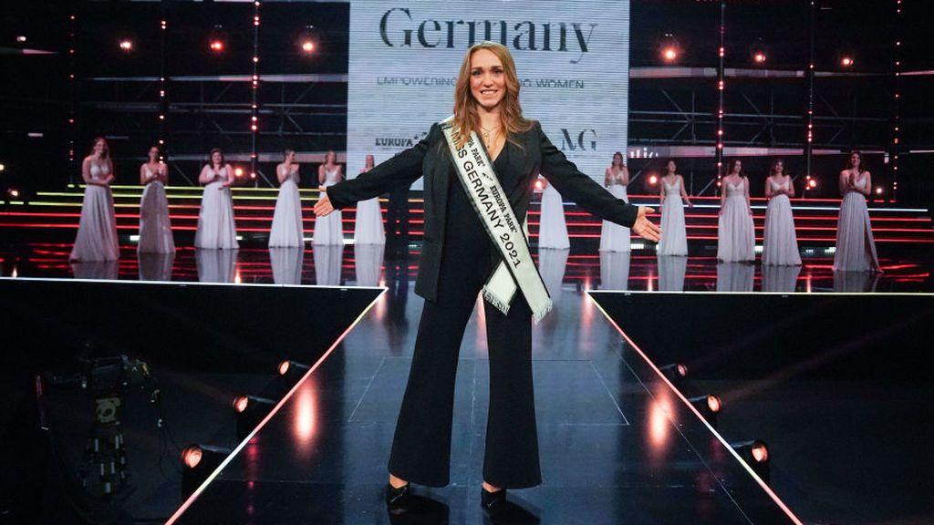 33 años y madre de dos hijos, la nueva Miss Alemania que premia la personalidad sobre la belleza