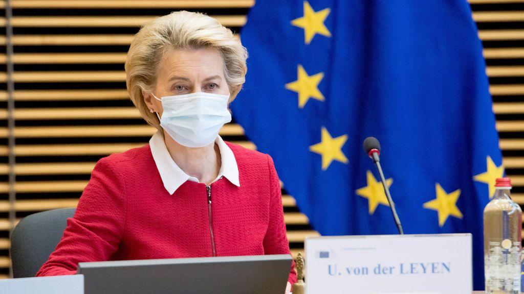 Bruselas ultima un 'pasaporte covid' que permita viajar a quien esté inmunizado o tenga test negativo