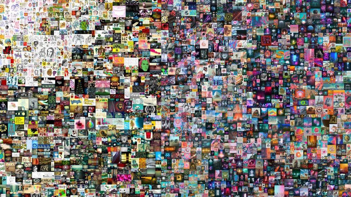Un vídeo online de 10 segundos se vende como obra de arte por 5 millones y medio de euros