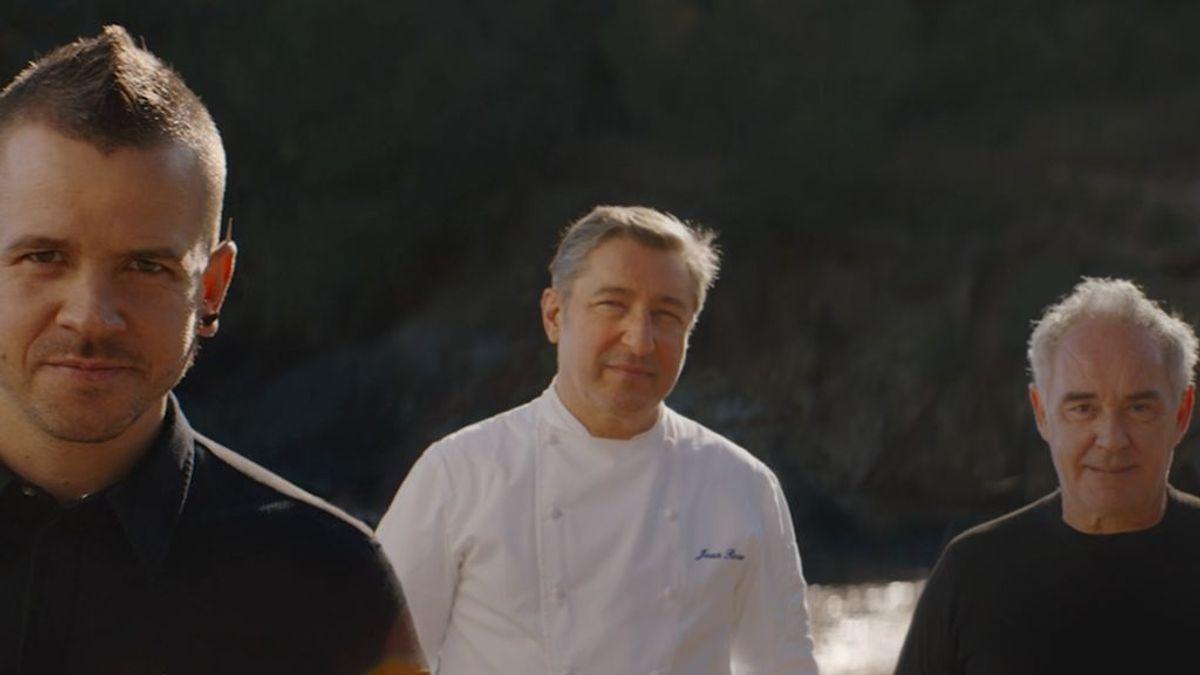 De Ferran Adrià a Dabiz Muñoz: los chefs españoles volcados con la hostelería en el anuncio de Estrella Damm