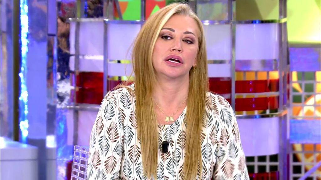 """Belén Esteban estalla contra Jesulín de Ubrique: """"Será padre para dos hijos, porque hay una a la que no conoce"""""""