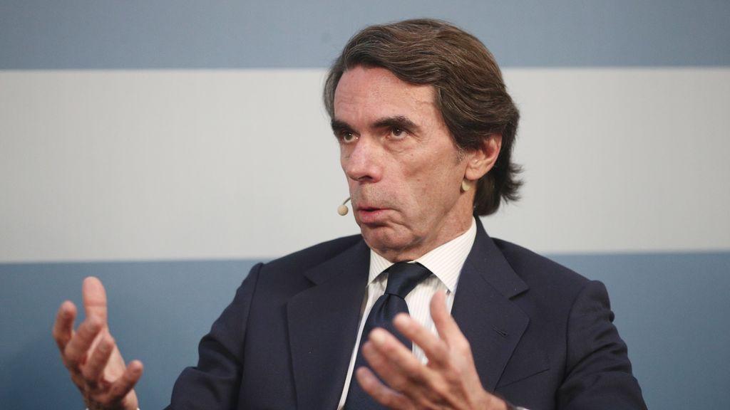 Las once respuestas más contundentes de Aznar a Évole