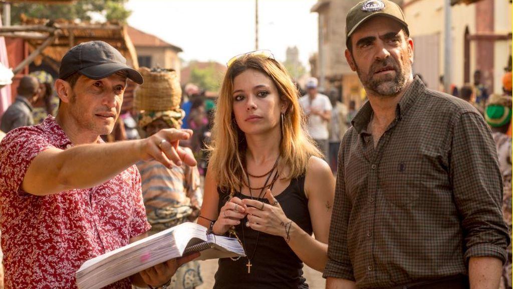 """Salvador Calvo, director de cine: """"Con 'Adú' me han pasado cosas que te hacen creer en el ser humano"""