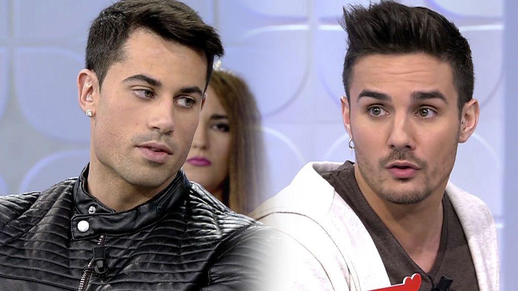 El pasado común de Diego y Manuel 'LIDLT': ¡Estuvieron conociendo a la misma chica en 'MyH'!