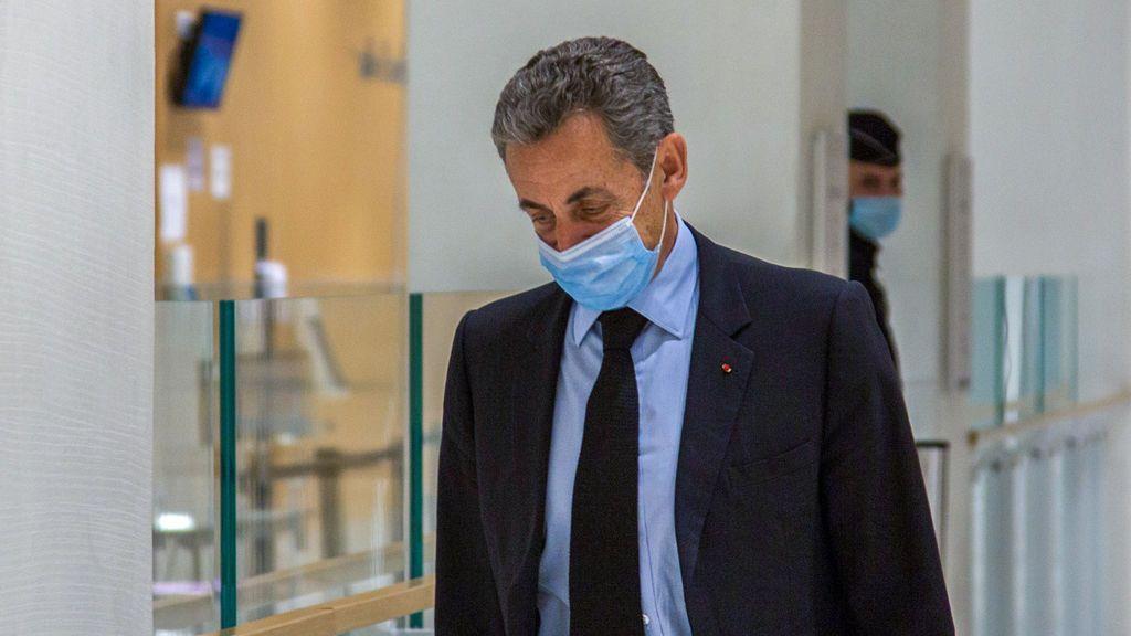 El expresidente francés Sarkozy, sentencia