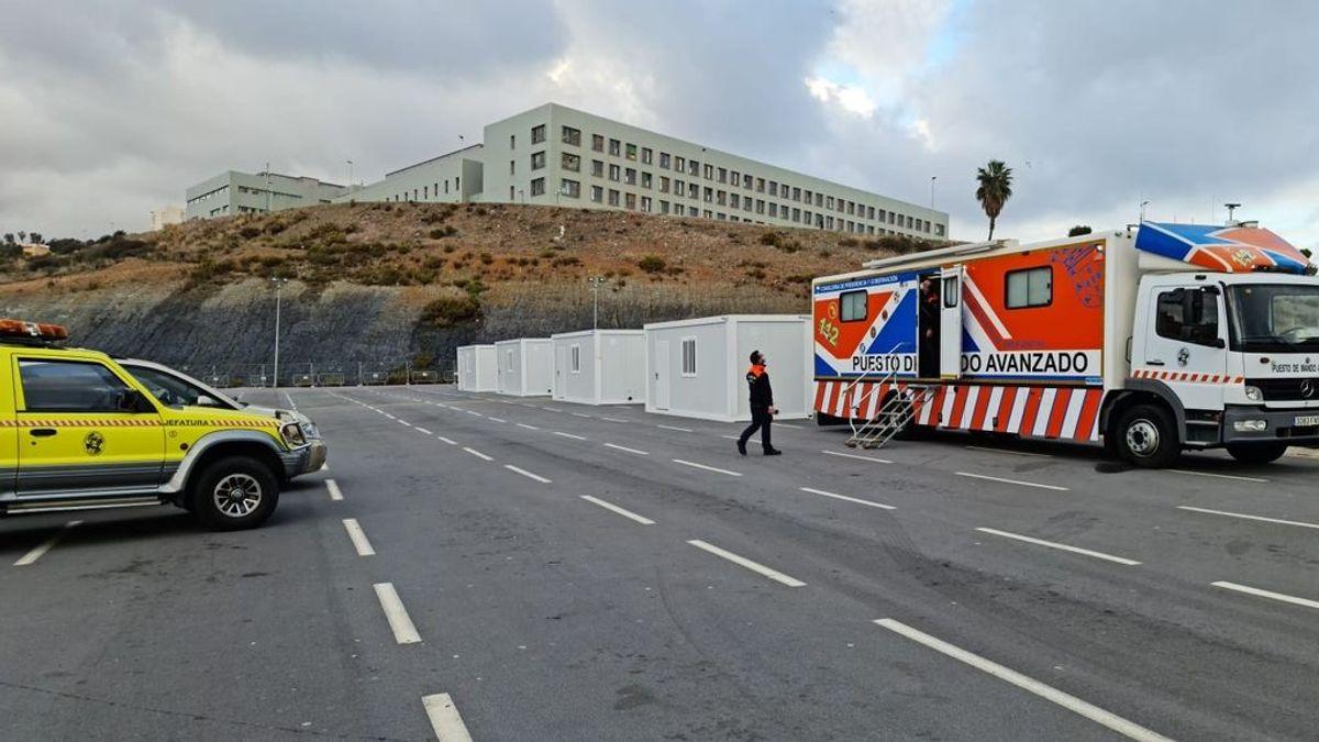 El brote en un centro de menores de Ceuta deja ya 50 casos