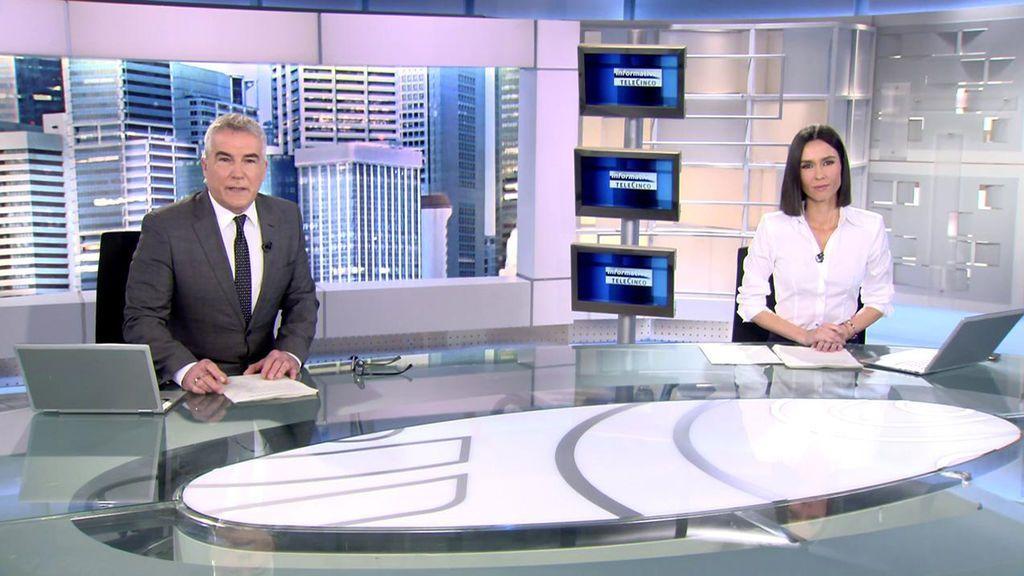 Informativos Telecinco 2021 Mediodía 01/03/2021