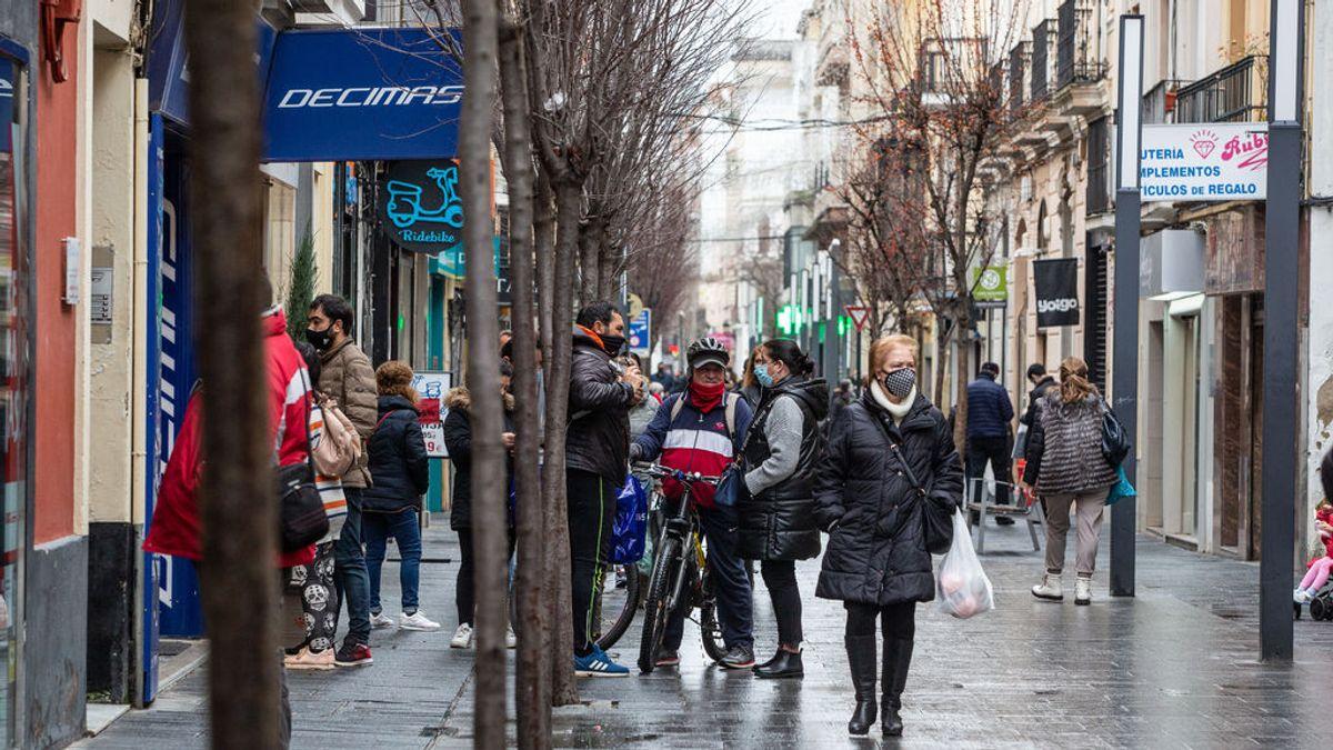 """El milagro de Extremadura, de 1400 a 55 de incidencia en menos de dos meses:""""No es azar, es el resultado de mucho esfuerzo"""""""