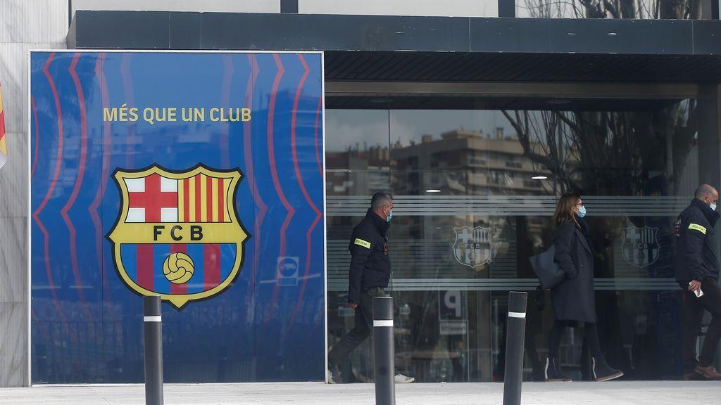 La Justicia investiga a Bartomeu y otros directivos por ocultar contratos del Barça con sociedades en el extranjero