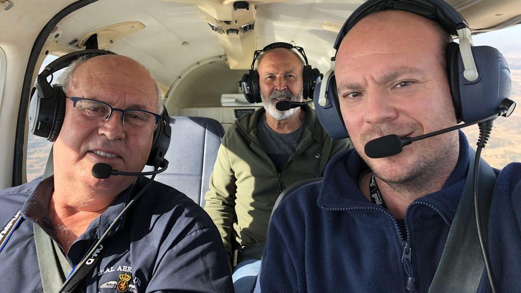 Aviadores a los 60