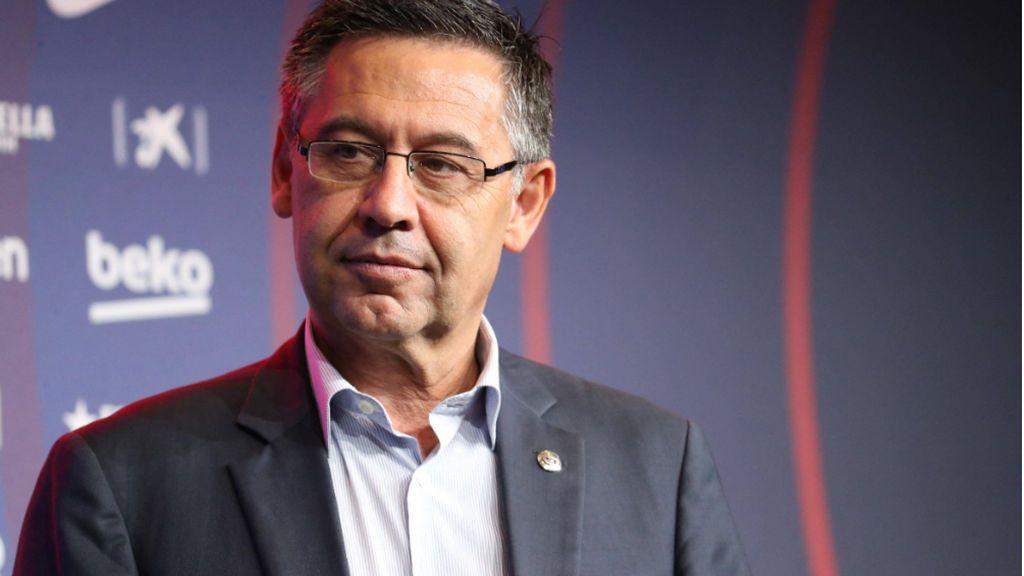 Josep Maria Bartomeu, de presidente de 'rebote' a 'rebotado': los éxitos y escándalos del exdirigente del Barça