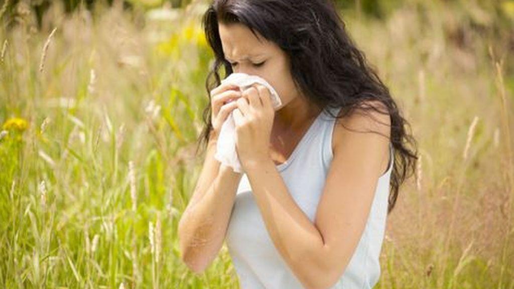 Cada vez hay más alérgicos al polen y el cambio climático tiene mucho que ver