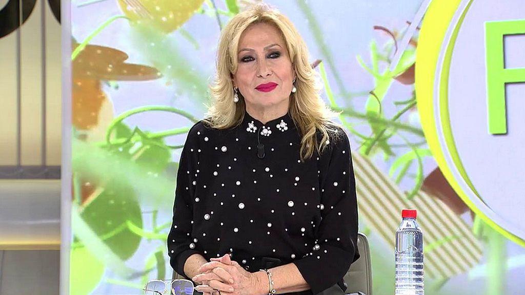 Rosa Benito no quiere una nueva guerra con Belén Esteban