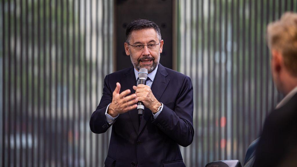 El juez deja a Josep María Bartomeu y a su mano derecha en libertad por el caso 'Barçagate'