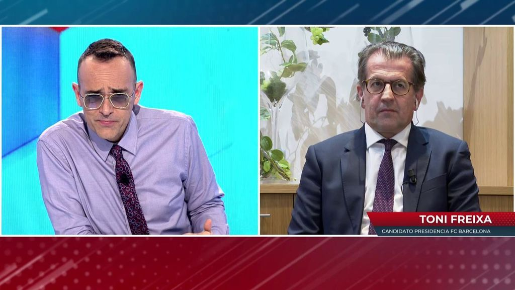 """Toni Freixa, sobre la detención de Bartomeu: """"Mantener al Barça independiente de la política tiene un coste muy elevado"""""""