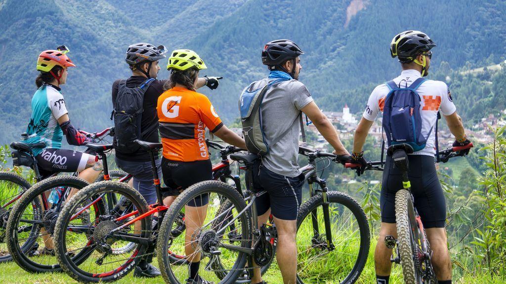 Consejos para elegir una bicicleta con la que hacer rutas perfectas con los amigos