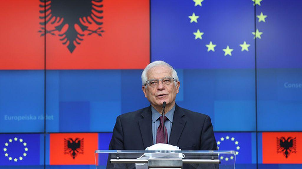 Borrell reconoce la incapacidad europea ante campañas de desinformación extranjeras