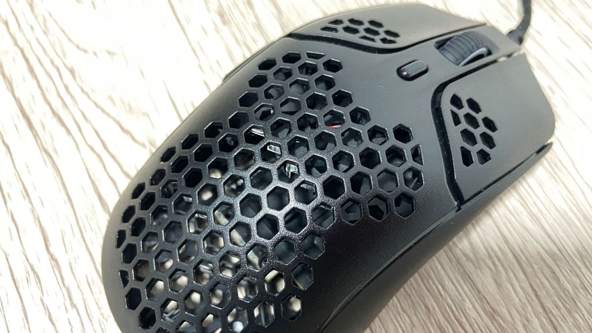 Ratón Hyperx Pulsefire Haste: precisión ultraligera
