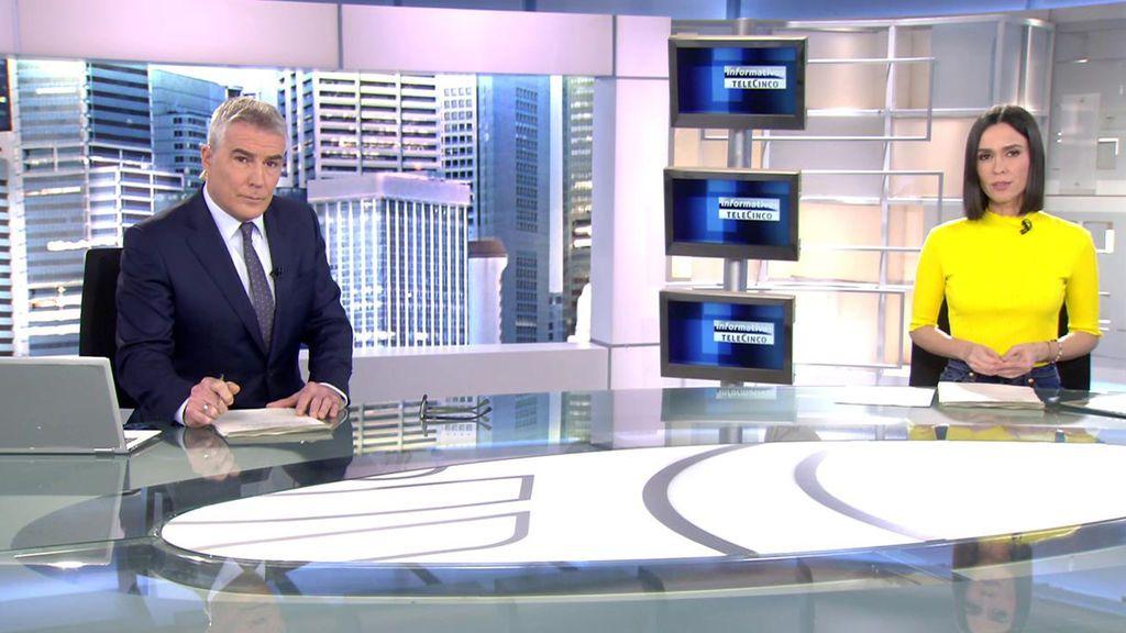 Informativos Telecinco 2021 Mediodía 02/03/2021