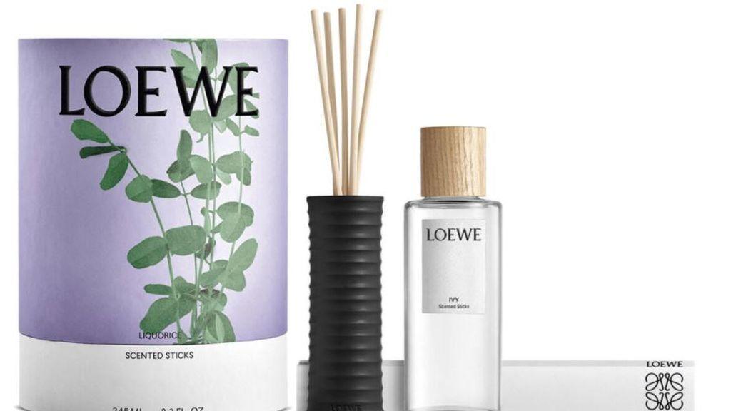 Set de ambientador Liquorice de Loewe