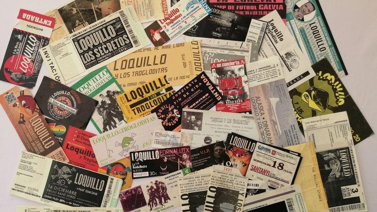 ¿Por qué es tan importante para muchos guardar las entradas de los conciertos?