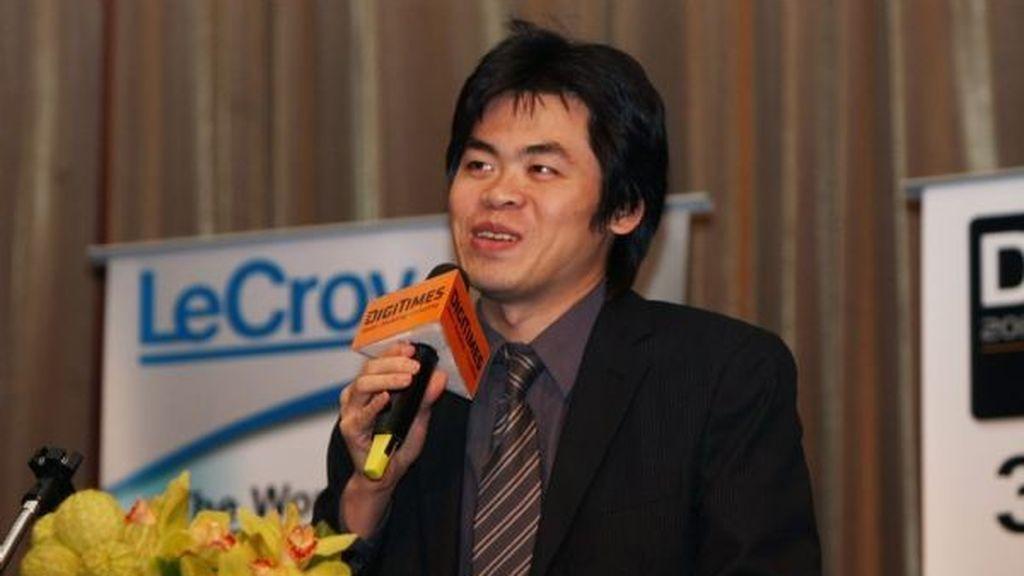 Ming-Chi Kuo cuando trabajaba para DigiTimes