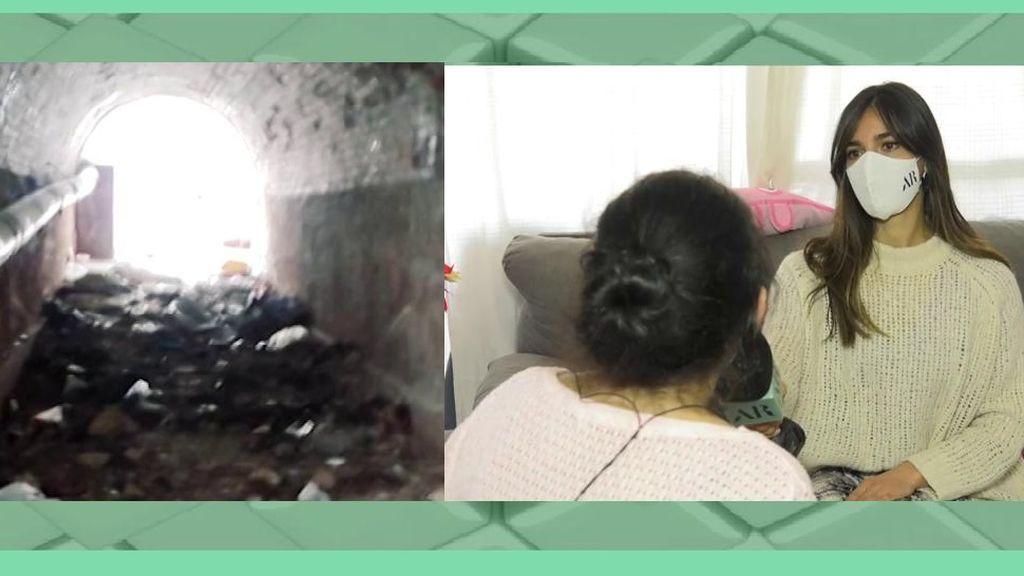 La entrevista a la madre de la víctima de la menor en Málaga