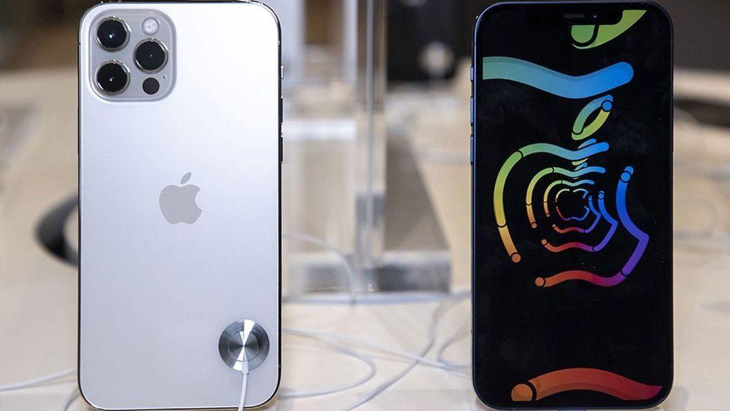 Detalles del iPhone 13
