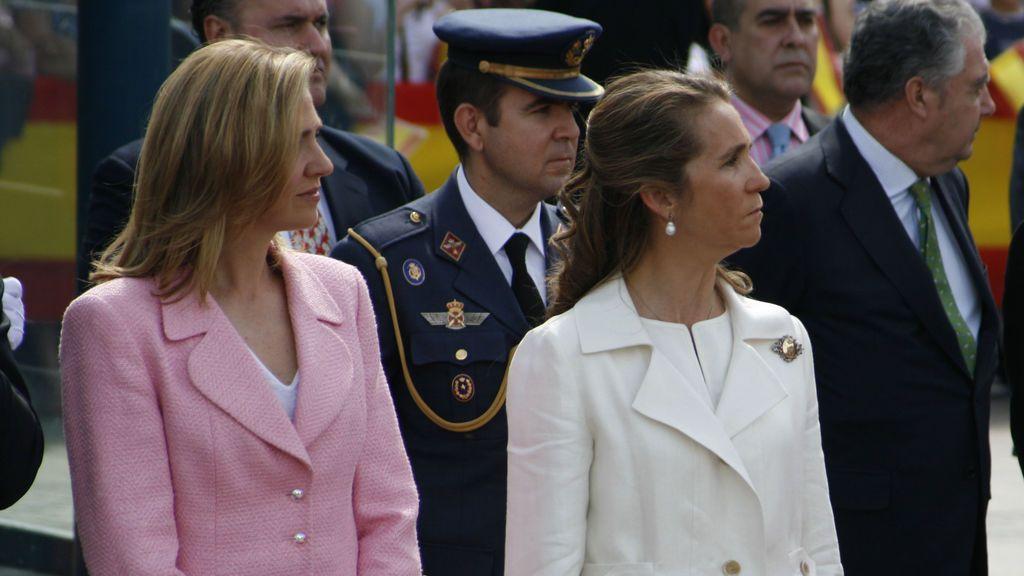EuropaPress_426866_infantas_princesa_letizia_acto