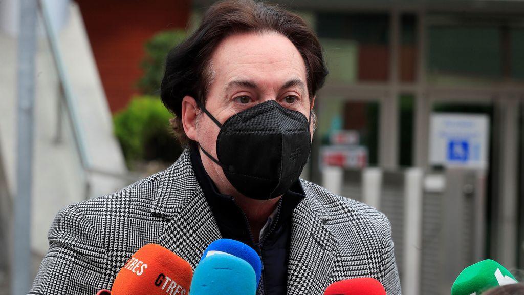 El periodista José Manuel Estrada Calzada, más conocido como Pipi