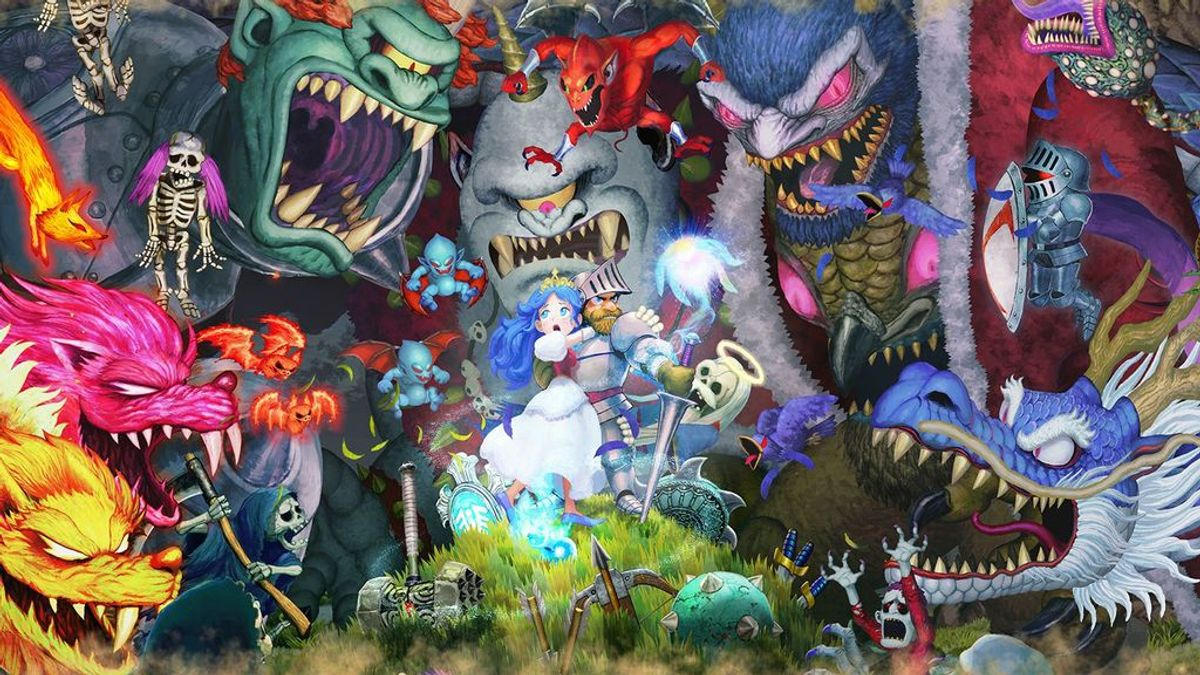 Análisis de Ghost and Goblins: Resurrection para Nintendo Switch