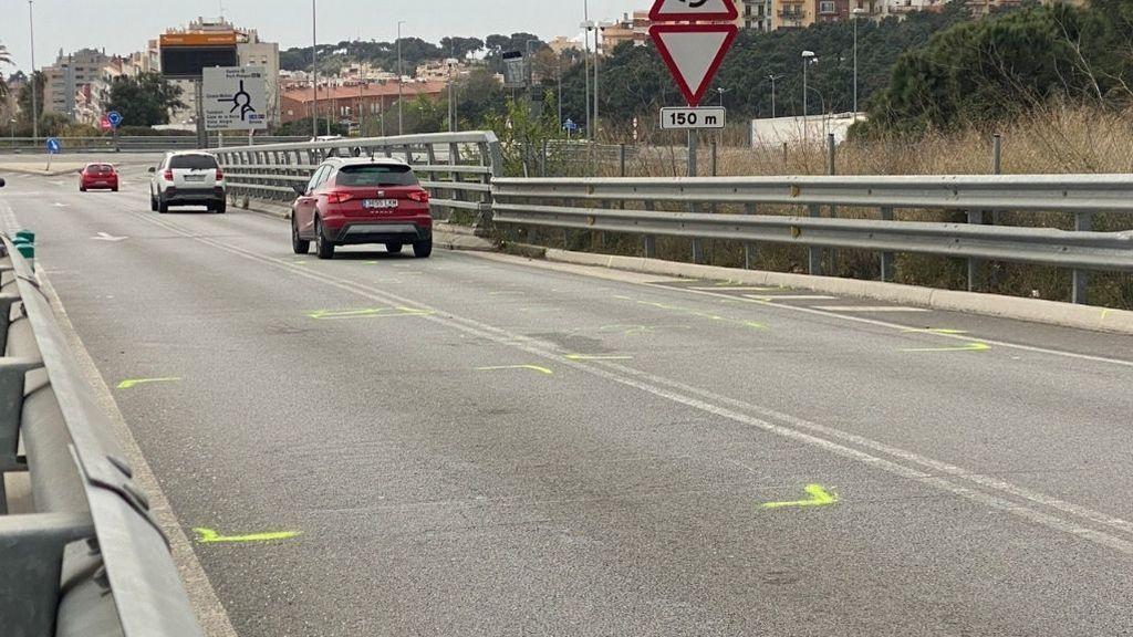 Álex Casademunt iba en coche y no en moto cuando sufrió el accidente mortal contra un autobús