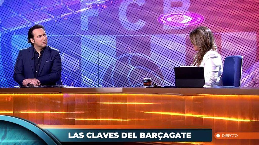 Novedades del Barca Gate en Horizonte