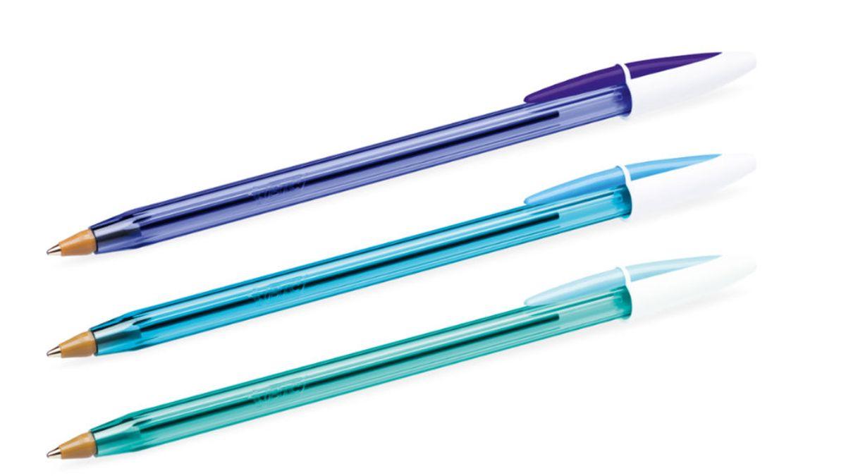 El Bic cristal, el bolígrafo más vendido del mundo, cumple 70 años
