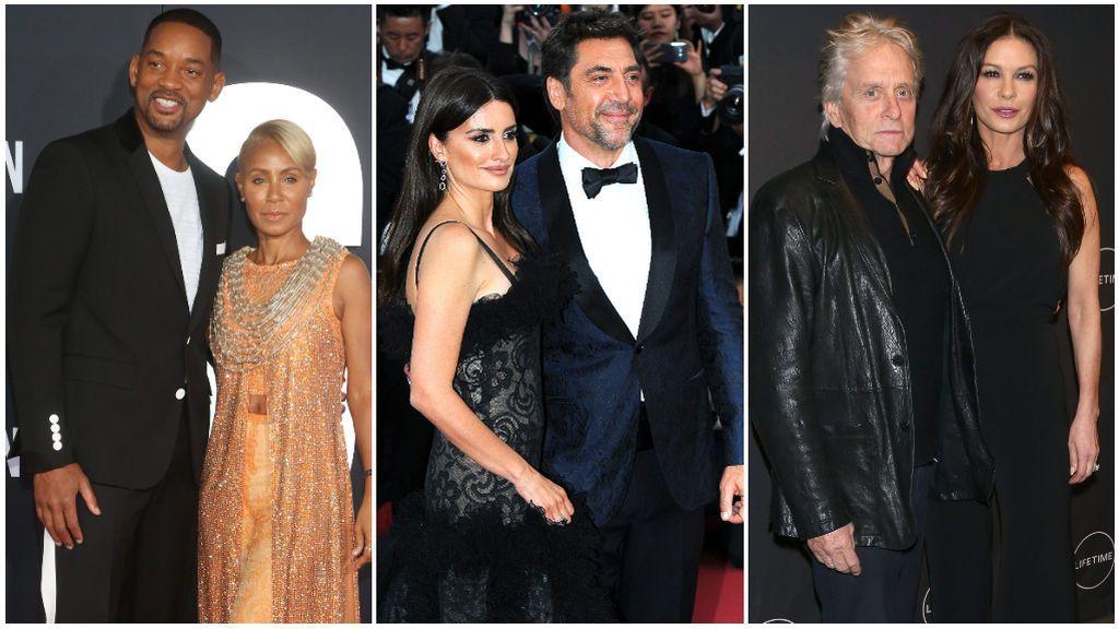El amor siempre triunfa: Will Smith, Jada Pickett, Penélope Cruz, Javier Bardem y otras parejas duraderas de Hollywood.